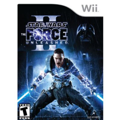 416-370 - Star Wars: Force Unleashed II Nintendo Wii Game