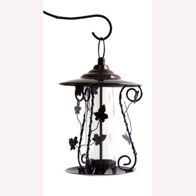 416-729 - Unique Arts Scroll Bird Feeder
