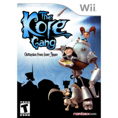 417-682 - Kore Gang Nintendo Wii Game