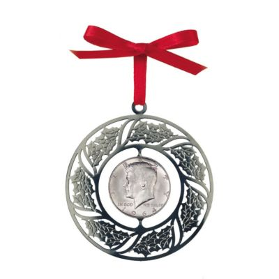 418-120 - John F. Kennedy Half Dollar Wreath