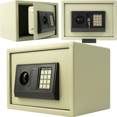 "418-773 - 13.75"" x 10"" Electronic Digital Security Home Safe"