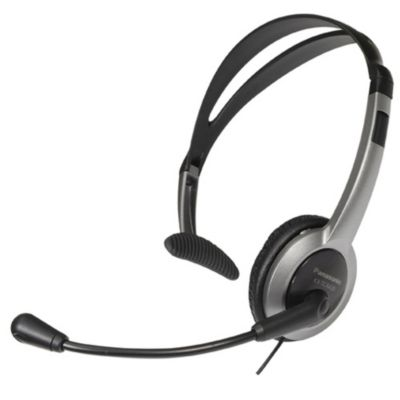 419-769 - Panasonic KX-TCA430 Lightweight Microphone Headset
