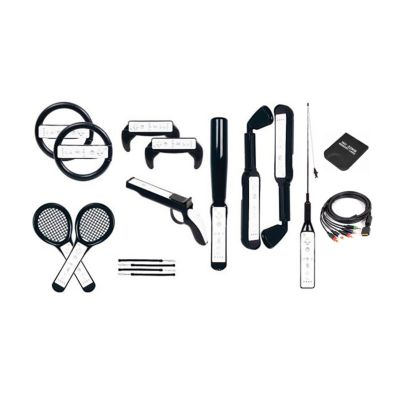420-091 - Nintendo Wii GF-063 17-in-1 Accessory Pack