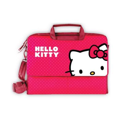 "420-107 - Hello Kitty® KT4335R 15.4"" Laptop Case"