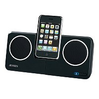 JENSEN JISS-250I DOCKING STATION FOR IPOD