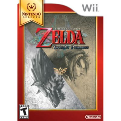 420-561 - Legend of Zelda: Twilight Nintendo Wii Game