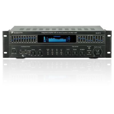 421-766 -  Technical Pro RXB113 Receiver w/ Built-in Equalizer