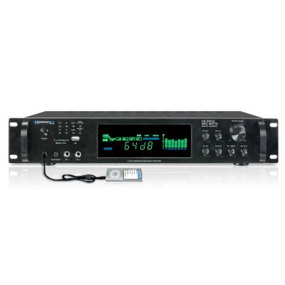 421-782 - Technical Pro HB3502U Digital Hybrid Amplifier / Pre-amplifier / Tuner w/ USB & SD Inputs