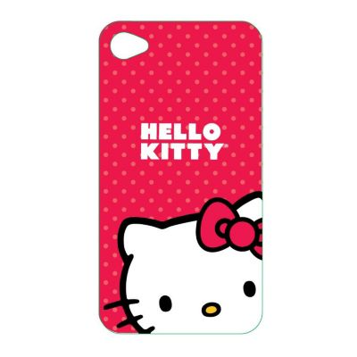 421-892 - Hello Kitty® Polycarbonate Wrap for iPod Touch 4G