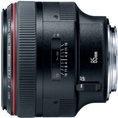 422-144 - Canon EF 85mm f/1.2L II USM Medium Telephoto Lens