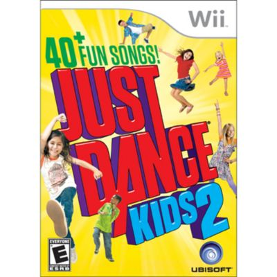 422-276 - Just Dance Kids 2 Nintendo Wii Game
