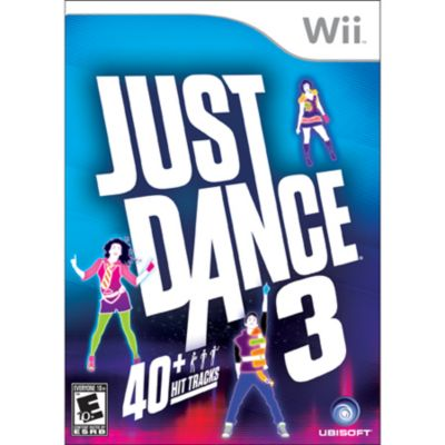 422-289 - Just Dance 3 Nintendo Wii Game