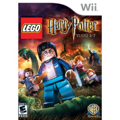 422-394 - Lego Harry Potter: Years 5-7 Nintendo Wii Game