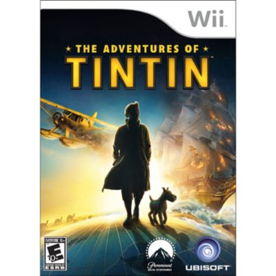 422-408 - Adventures of Tintin: The Game Nintendo Wii Game