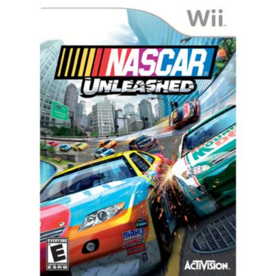422-466 - NASCAR Unleashed Nintendo Wii Game