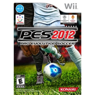 422-517 - Pro Evolution Soccer 2012 Nintendo Wii Game