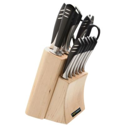422-644 - Top Chef™ Stainless Steel Knife Set - 15 Pieces