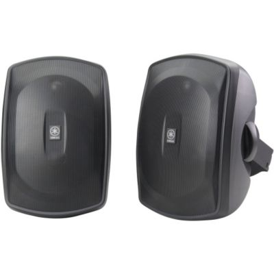 423-154 - Yamaha NS-AW390BL All-Weather Two-Speaker System