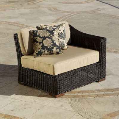 423-165 - RST Outdoor Resort Collection™ Left Sofa Rattan End
