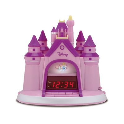 423-387 - Disney Princess Storytelling Alarm Clock Radio