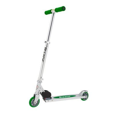 423-411 - Razor Original Green Kick Scooter