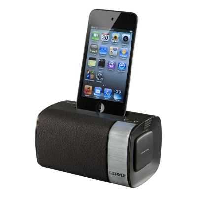 423-470 - Pyle PIPDSP20 iPod/iTouch/iPhone Audio Docking Portable Speaker System