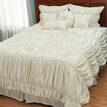429-135 - Cozelle® ''Sophia'' Silkessence™ Eight-Piece Comforter Set