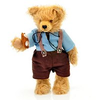 GRIMM'S FAIRY TALES HANSEL TEDDY BEAR