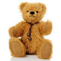 OLD GERMAN GROWLERY TEDDY BEAR