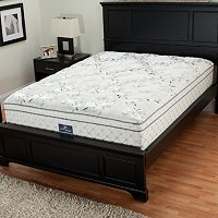Serta Perfect Sleeper Immaculate Eurotop Mattress Only - Twin
