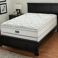 Serta Perfect Sleeper Immaculate Eurotop Mattress Set - Twin
