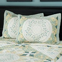 """Meadow Song"" Sham Pair"