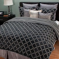 "North Shore Linens ""St. Maarten"" Reversible 9pc Comforter Set"