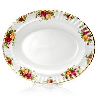 ROYAL ALBERT OCR MEDIUM PLATTER