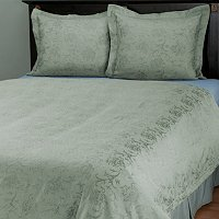 """Limoges"" 3pc Coverlet Set"