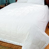 North Shore Linens Nano-Tex 230tc Cotton Down Blanket