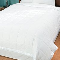 North Shore Linens Nano-Tex 230tc Cotton Down Alternative Blanket