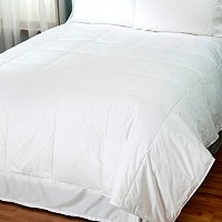 North Shore Linens Nano-Tex 230tc Cotton Down Plus Comforter