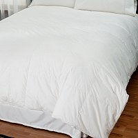 North Shore Linens Nano-Tex 230tc Cotton Down Comforter