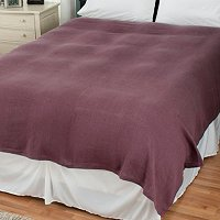 North Shore Linens Cotton Thermal Blanket