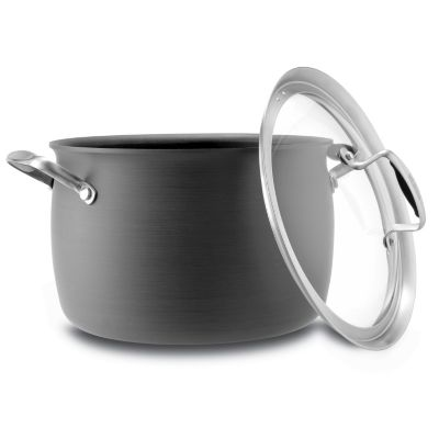 430-134 - Macy's Tools of the Trade® Belgique® 10 Quart Stock Pot w/ Lid