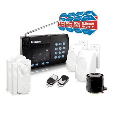 430-252 - Swann™ Home Wireless Alarm System