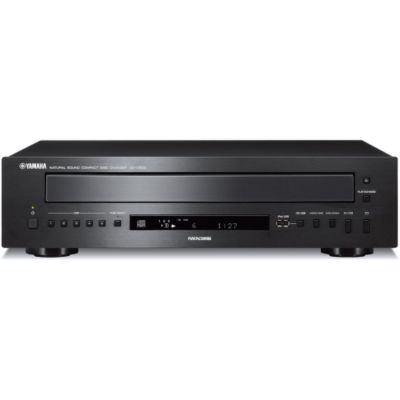 430-346 - Yamaha CD-C600BL 5 Disc CD Changer