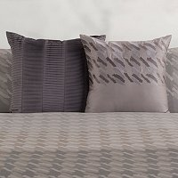 "Hotel Collection ""Houndstooth"" Two-Piece Decorative Pillow Set"