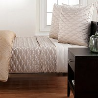 "Hotel Collection ""Radiance"" Three-Piece Coverlet Set"