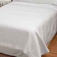 420tc Quilted Supima Cotton Coverlet