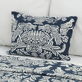430-680 - ''Wilmington'' Yarn-Dyed Portuguese Decorative Boudoir Pillow