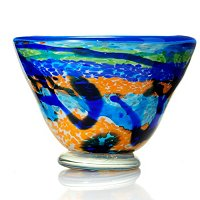 FAVRILE ART GLASS BOWL