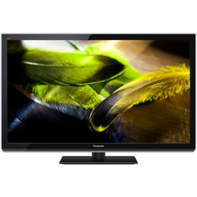 "430-835 - Panasonic TC-P60UT50 60"" 1080p 3D Full HD Plasma HDTV w/ 2 HDMI"