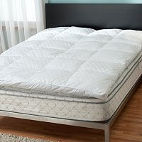 "3"" Quilted Featherbed"